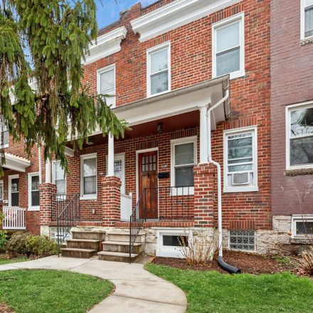 Rent this 2 bed townhouse on 4212 Evans Chapel Road in Baltimore, MD 21211