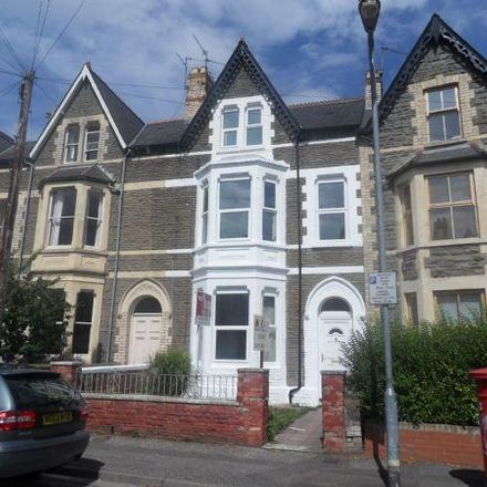 Rent this 1 bed room on 89 King's Road in Cardiff, United Kingdom