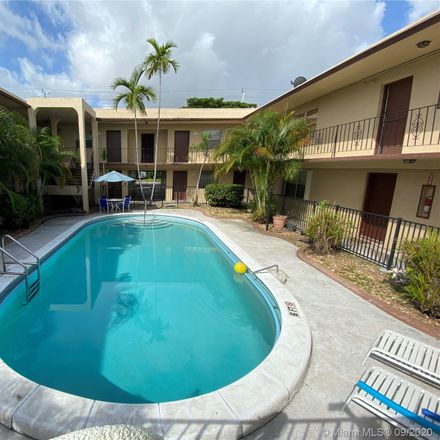 Rent this 2 bed condo on 465 South Royal Poinciana Boulevard in Miami Springs, FL 33166