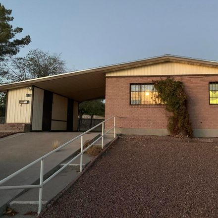 Rent this 3 bed apartment on Bois D Arc Dr in El Paso, TX