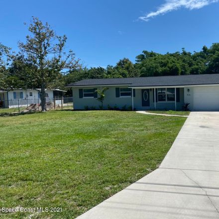 Rent this 3 bed house on 516 Ann Avenue in Melbourne, FL 32935