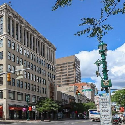 Rent this 2 bed apartment on 108 West Jefferson Street in Syracuse, NY 13202