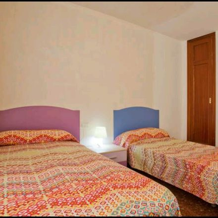 Rent this 2 bed room on Carrer de la República de Guinea Equatorial in 46022 Valencia, Spain