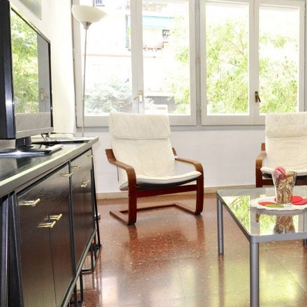 Rent this 2 bed apartment on Caixabank in Avinguda de Madrid, 08028 Barcelona