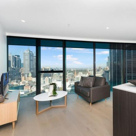 Rent this 2 bed apartment on 3318/228 La Trobe Street