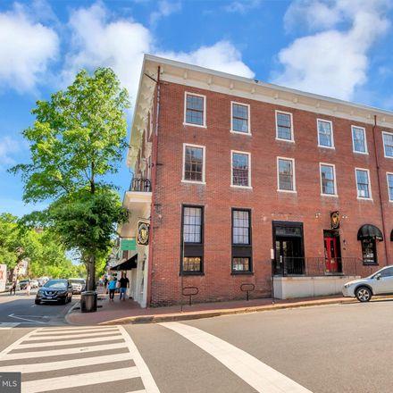 Rent this 2 bed apartment on 202 Hanover Street in Fredericksburg, VA 22401
