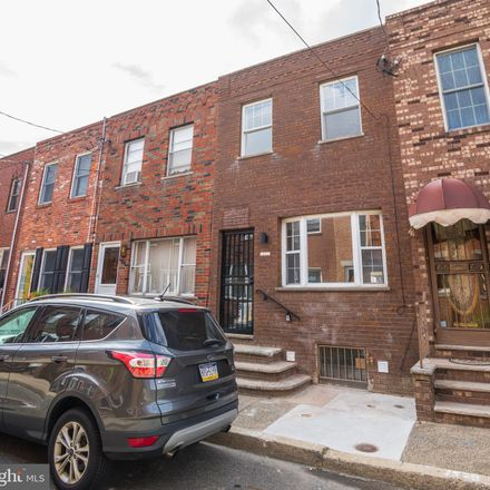 Rent this 2 bed townhouse on 1530 South Clarion Street in Philadelphia, PA 19147