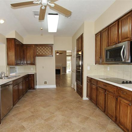 Rent this 3 bed house on 4231 Mountain Peak Way in Houston, TX 77345