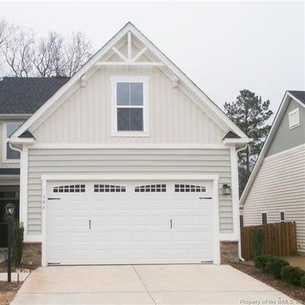 Rent this 3 bed house on Williamsburg Glade in Carver Gardens, VA