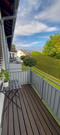 Rent this 2 bed apartment on Weißdornweg 12b in 76149 Karlsruhe, Germany