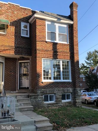 Rent this 3 bed townhouse on 1773 Plymouth Street in Philadelphia, PA 19126
