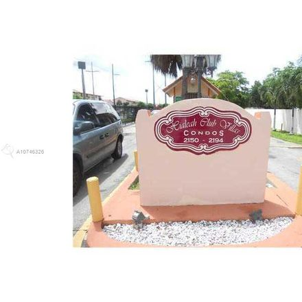 Rent this 2 bed condo on W 60th St in Hialeah Gardens, FL