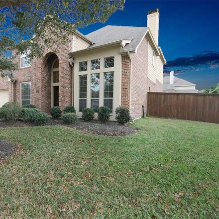 Rent this 5 bed house on 13601 Orchard Wind Lane in Pearland, TX 77584