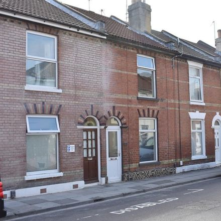 Rent this 4 bed house on Lawson Road in Portsmouth PO5 1SD, United Kingdom
