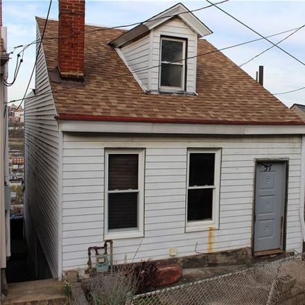 Rent this 2 bed house on Holt St in Pittsburgh, PA