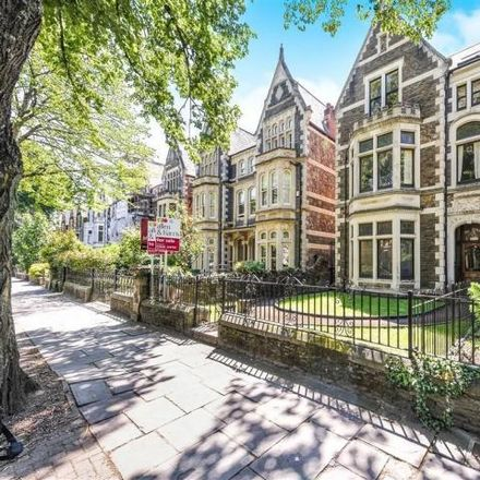 Rent this 1 bed apartment on Cathedral Road in Cardiff CF, United Kingdom