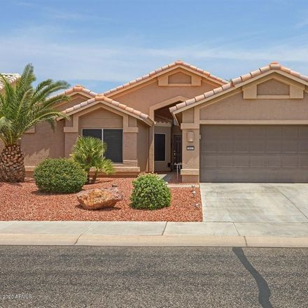 Rent this 2 bed house on 3937 North 162nd Lane in Goodyear, AZ 85395