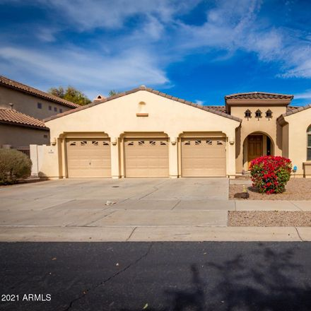 Rent this 4 bed house on 696 West Mesquite Lane in Litchfield Park, AZ 85340