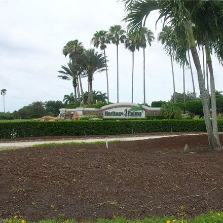 Rent this 2 bed condo on 10470 Washingtonia Palm Way in Fort Myers, FL 33966