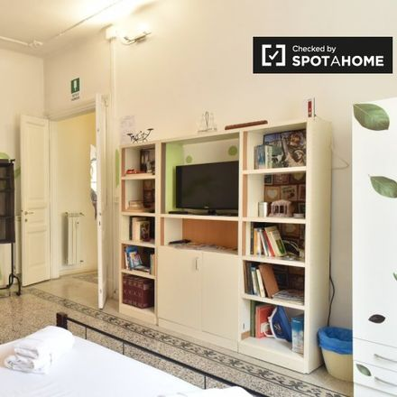 Rent this 1 bed apartment on Via della Giuliana in 0747 Rome RM, Italy