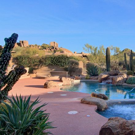 Rent this 3 bed house on 7485 East Tumbleweed Drive in Scottsdale, AZ 85266