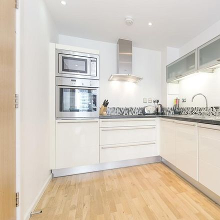 Rent this 1 bed apartment on Ability Place in 37 Millharbour, London E14 9JU