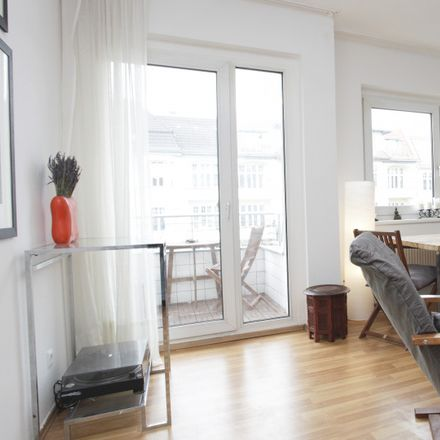 Rent this 1 bed apartment on Fichtestraße 24 in 10967 Berlin, Germany