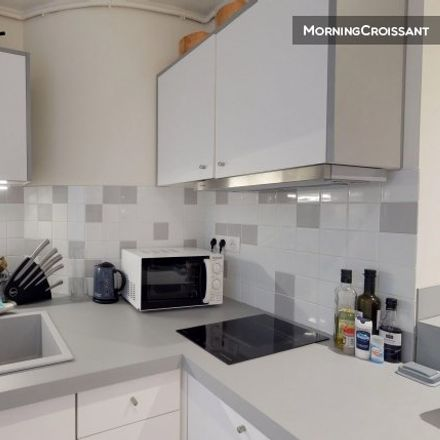 Rent this 1 bed apartment on 27 Rue du Commandeur in 75014 Paris, France