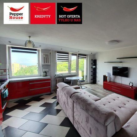 Rent this 2 bed apartment on Oskara Kolberga 9 in 81-881 Sopot, Poland