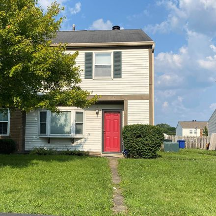 Rent this 2 bed condo on 1634 Park Row Drive in Columbus, OH 43235
