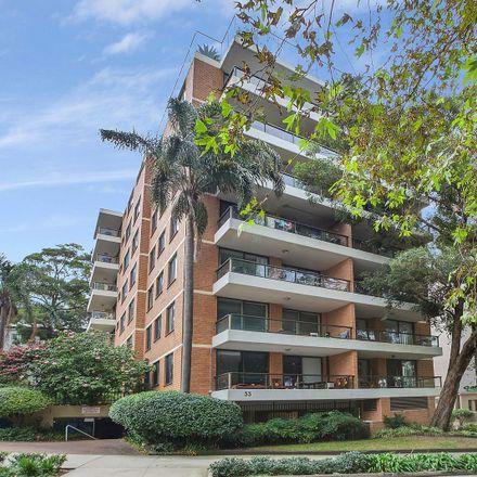 Rent this 2 bed apartment on 20/33 Waratah Street