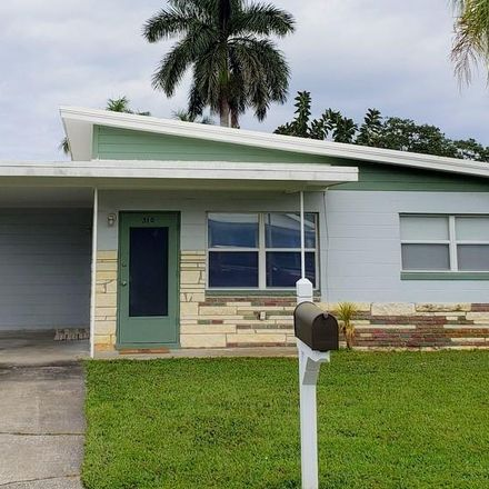 Rent this 2 bed house on 25th Ave W in Bradenton, FL
