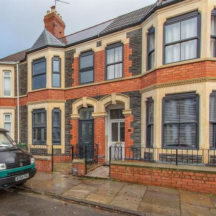 Rent this 1 bed room on 2 Grosvenor Street in Cardiff CF5, United Kingdom