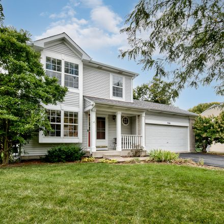 Rent this 3 bed house on 566 Waterford Drive in Oswego, IL 60543