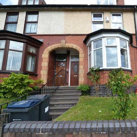 Rent this 4 bed house on South Road in Hockley Port B18, United Kingdom