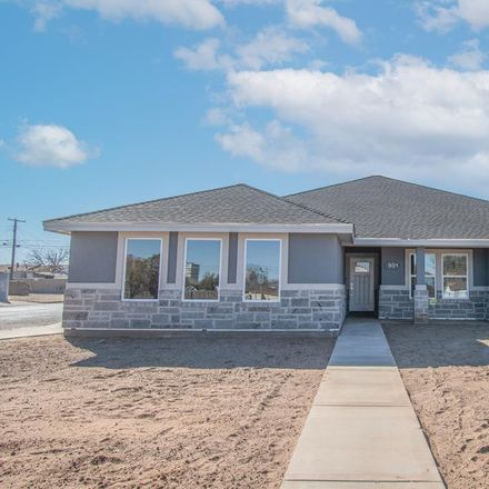 Rent this 3 bed house on 1004 South Crane Avenue in Odessa, TX 79763