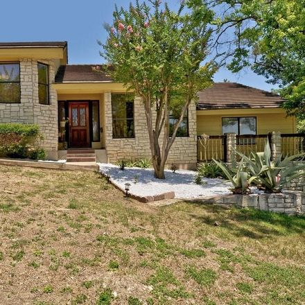 Rent this 4 bed house on 6520 Whitemarsh Valley Walk in Austin, TX 78746