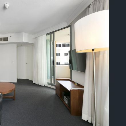 Rent this 1 bed apartment on 2401/95 Charlotte Street