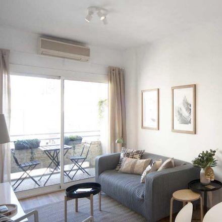 Rent this 2 bed apartment on Carrer de Sant Lluis in 69, 08024 Barcelona