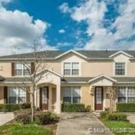 Rent this 3 bed townhouse on 2568 Maneshaw Ln in Kissimmee, FL