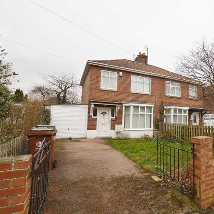 Rent this 3 bed house on Horsley Road in Ovingham NE42 6AN, United Kingdom