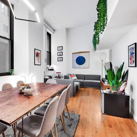 Rent this 1 bed loft on PROOF Coffee Roasters in 65 Nassau Street, New York