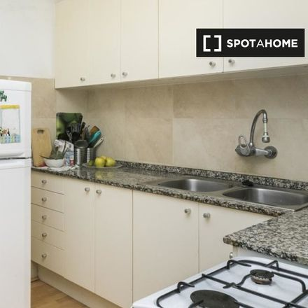 Rent this 1 bed room on Passatge d'Espiell in 08001 Barcelona, Spain