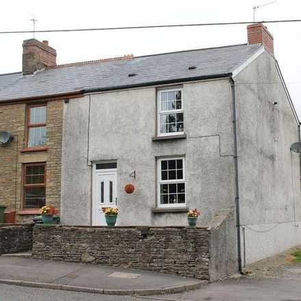 Rent this 3 bed house on Newbridge Road in Llantrisant CF72 8EY, United Kingdom