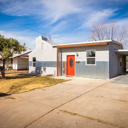 Rent this 3 bed house on 2622 East Culver Street in Phoenix, AZ 85008