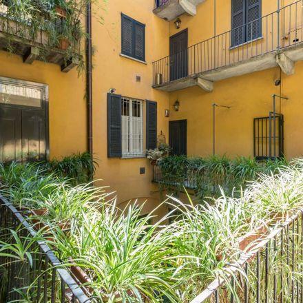 Rent this 1 bed apartment on Via San Carpoforo