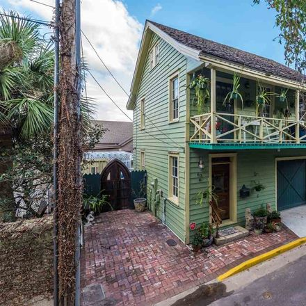 Rent this 3 bed house on 63 Marine Street in St. Augustine, FL 32084
