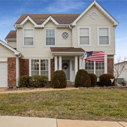 Rent this 4 bed house on 13573 Becker Place Dr in Saint Louis County, MO 63128