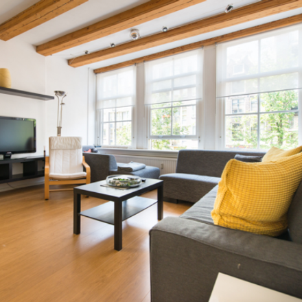 Rent this 2 bed apartment on Red Light District in Leidekkerssteeg, 1012 HG Amsterdam
