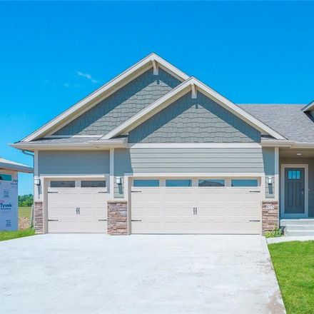 Rent this 3 bed house on Blooming Heights Drive in Norwalk, IA 50211